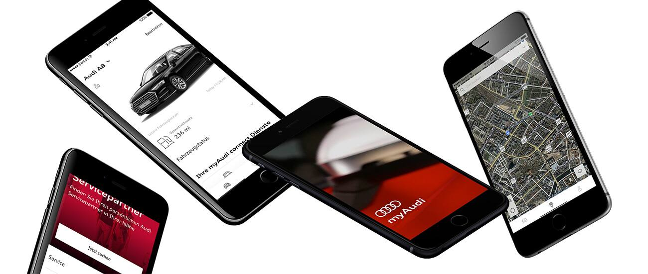 myaudi app > pool > apps > audi deutschland