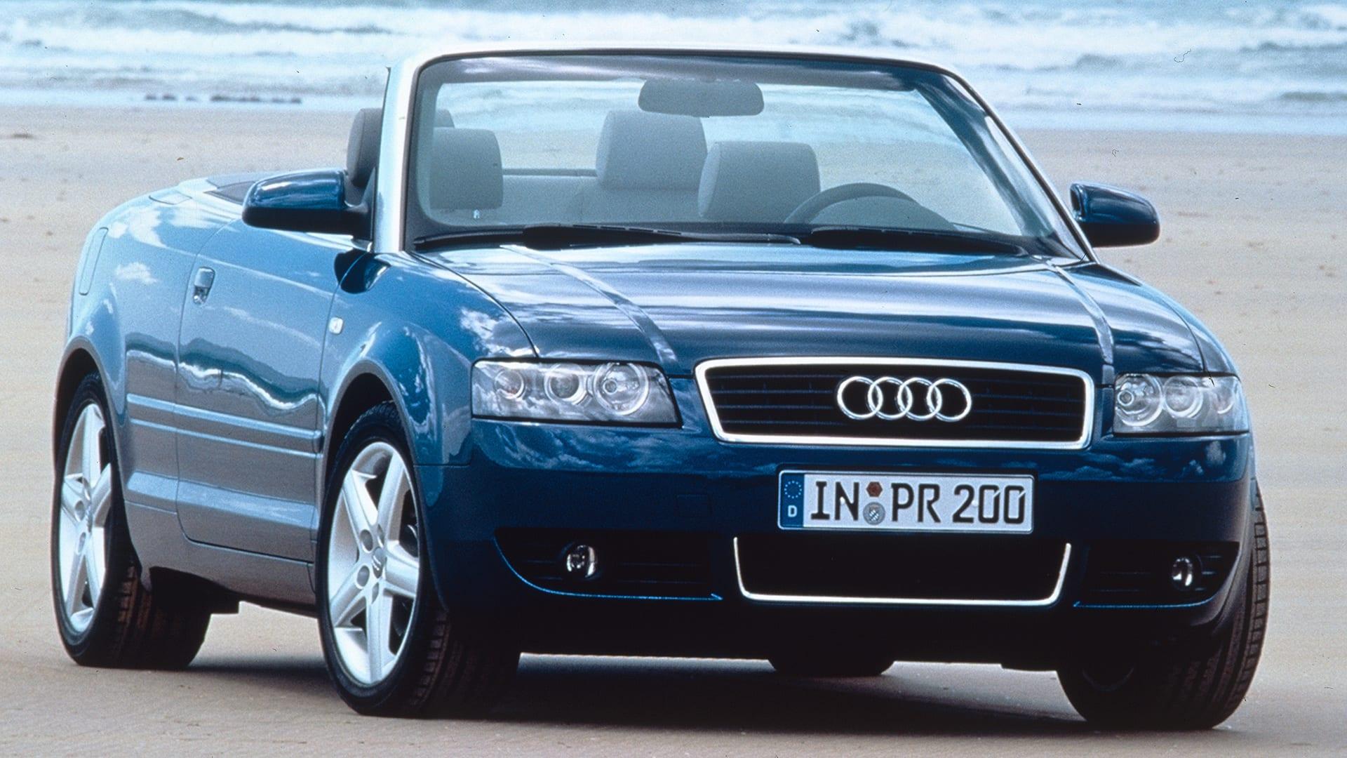 A4 Cabriolet Audi A4 B6 Audi A4 Audi Deutschland