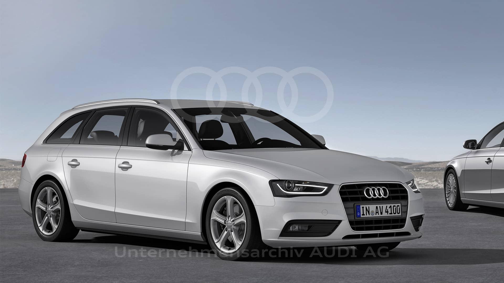 A4 Avant Audi A4 B8 Audi A4 Audi Deutschland