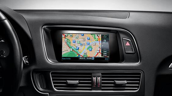 Navigationsupdate Und Freischaltung Kundenbereich Audi Deutschland