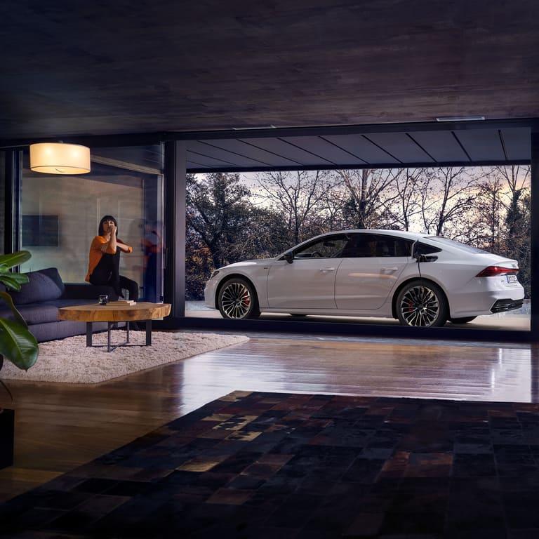 Audi A7 TFSI e
