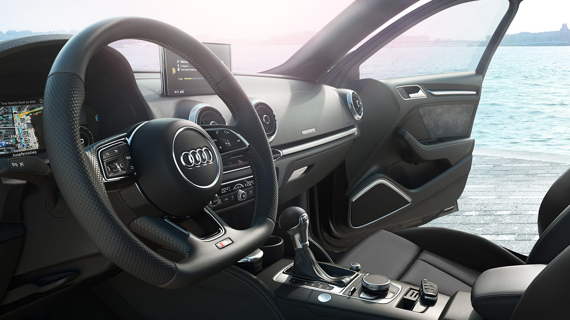 DIY Black Audi A4S4 Grille  Nicks Car Blog