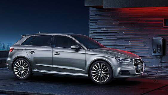 A3 Sportback e-tron > Audi Deutschland