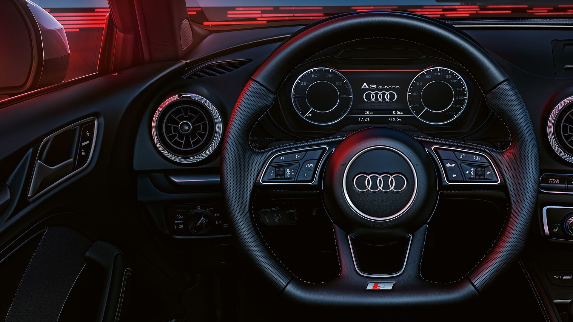 A3 Sportback e-tron > Audi Deutschland   {Auto cockpit erklärung<br /> 75}&#8216; title=