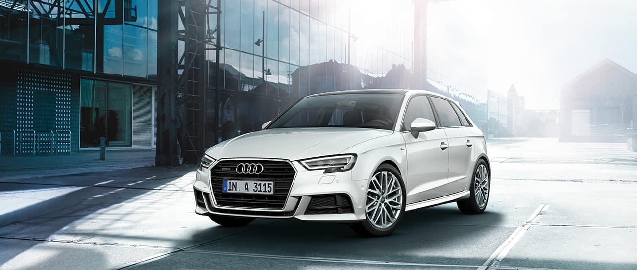 S line selection > A3 Sportback > A3 > Audi Deutschland