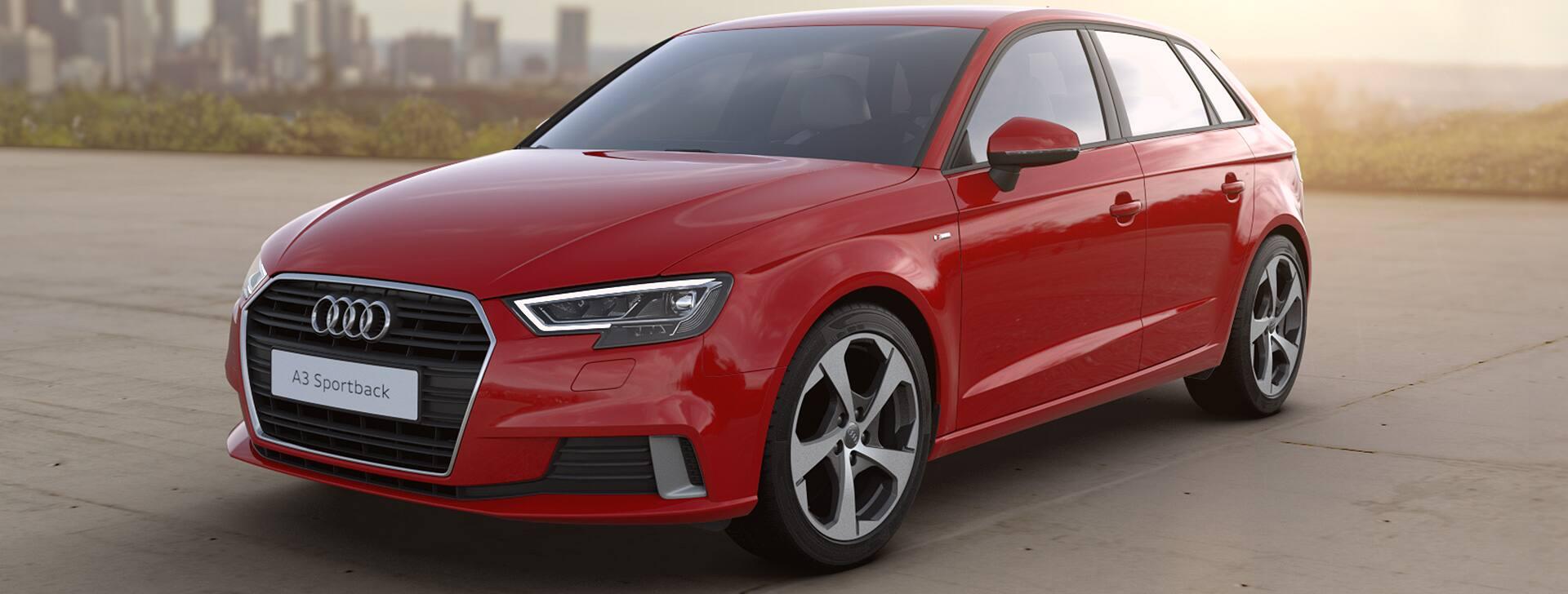 A3 Sportback > A3 > Audi Deutschland