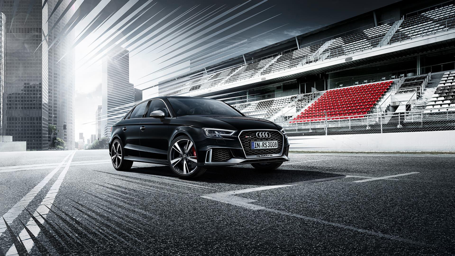 RS 3 Limousine > A3 > Audi Deutschland