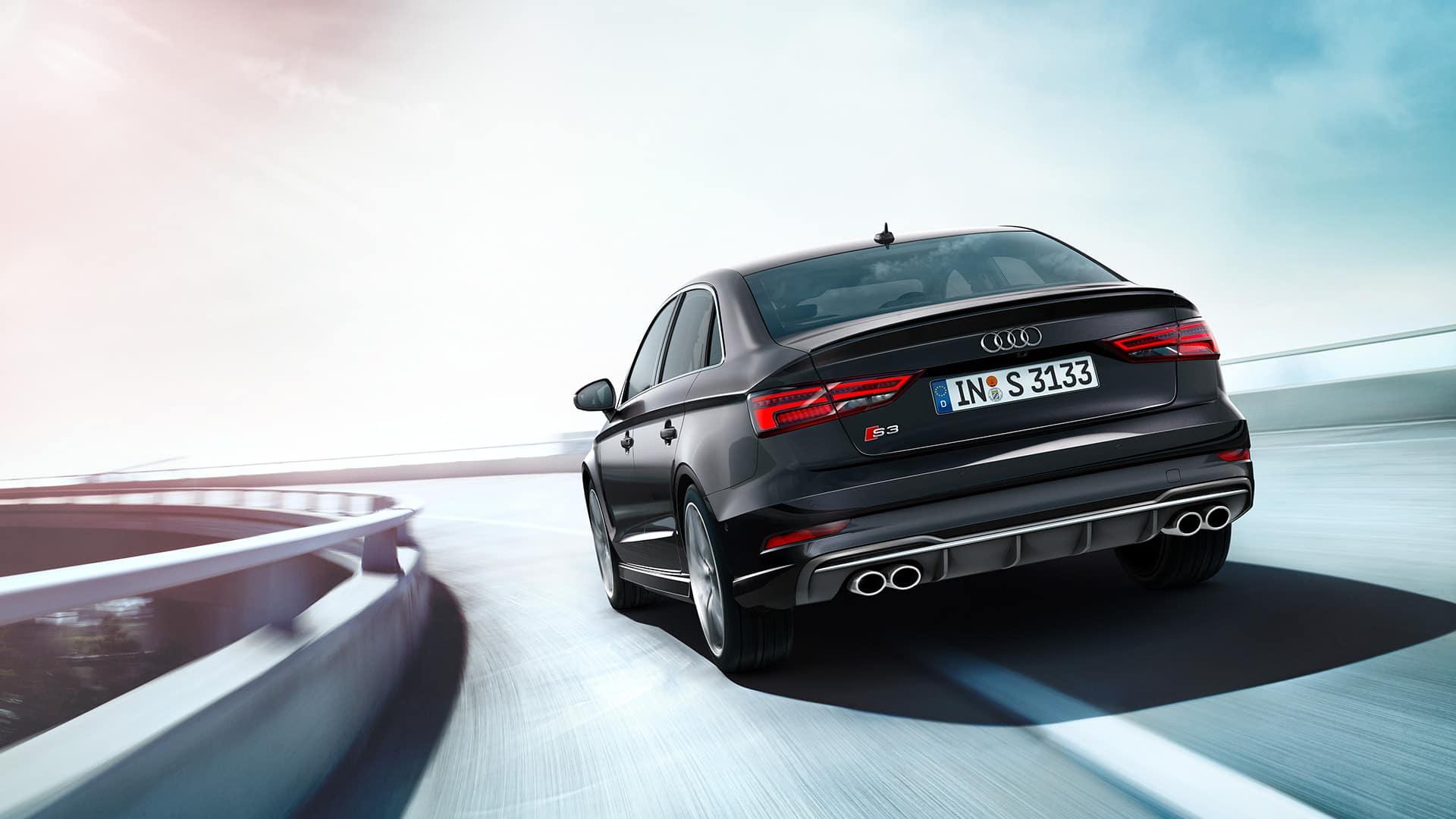 S3 Limousine > A3 > Audi Deutschland