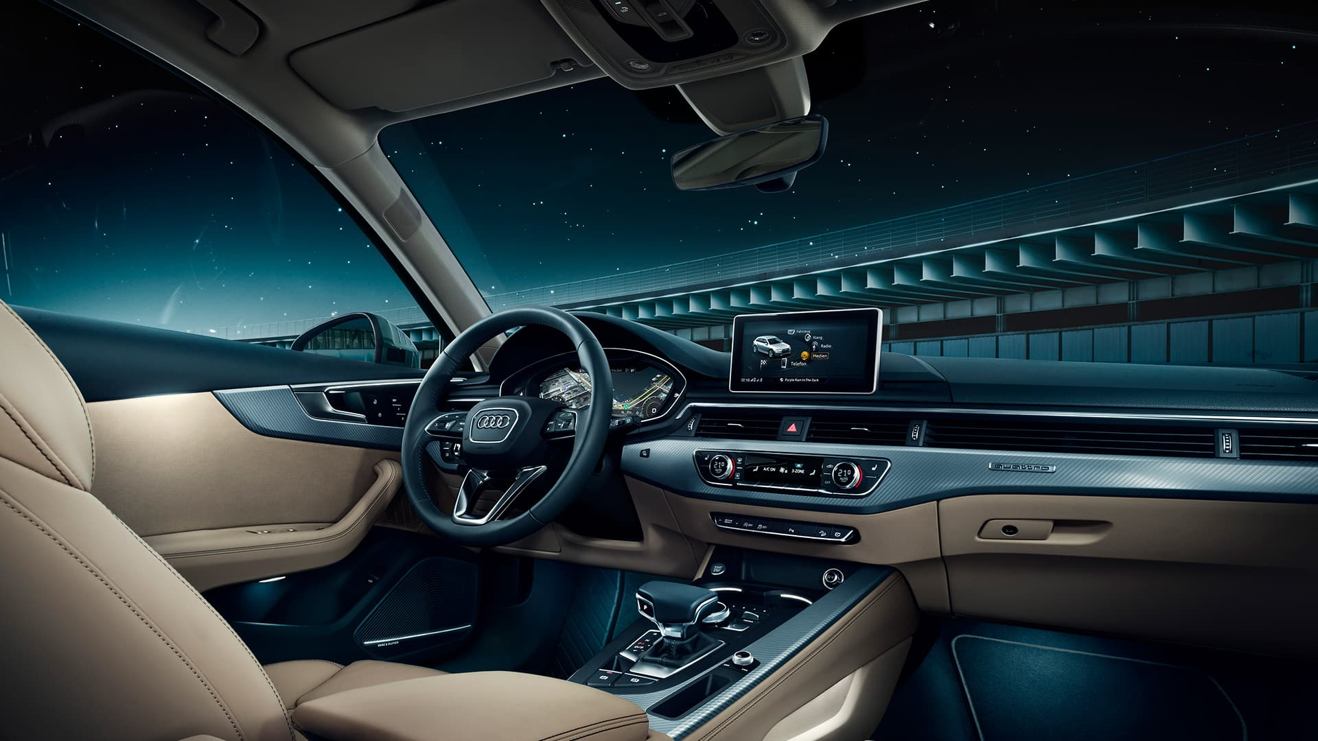 A4 allroad quattro > A4 > Audi Deutschland