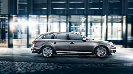 A4 Avant Gt Audi Deutschland