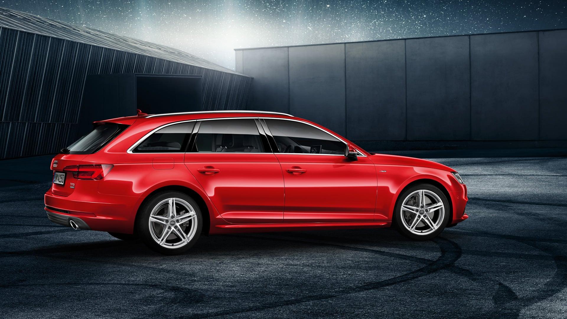 Neue Audi A6 2018 >> A4 Avant 2018 > A4 > Audi Deutschland