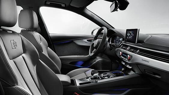 Linien Pakete A4 Avant 2018 A4 Audi Deutschland