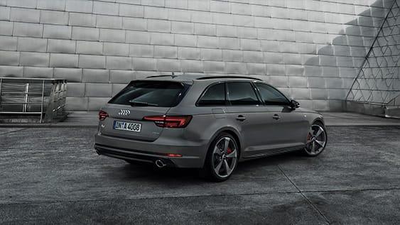 A4 Avant 2018 A4 Audi Deutschland