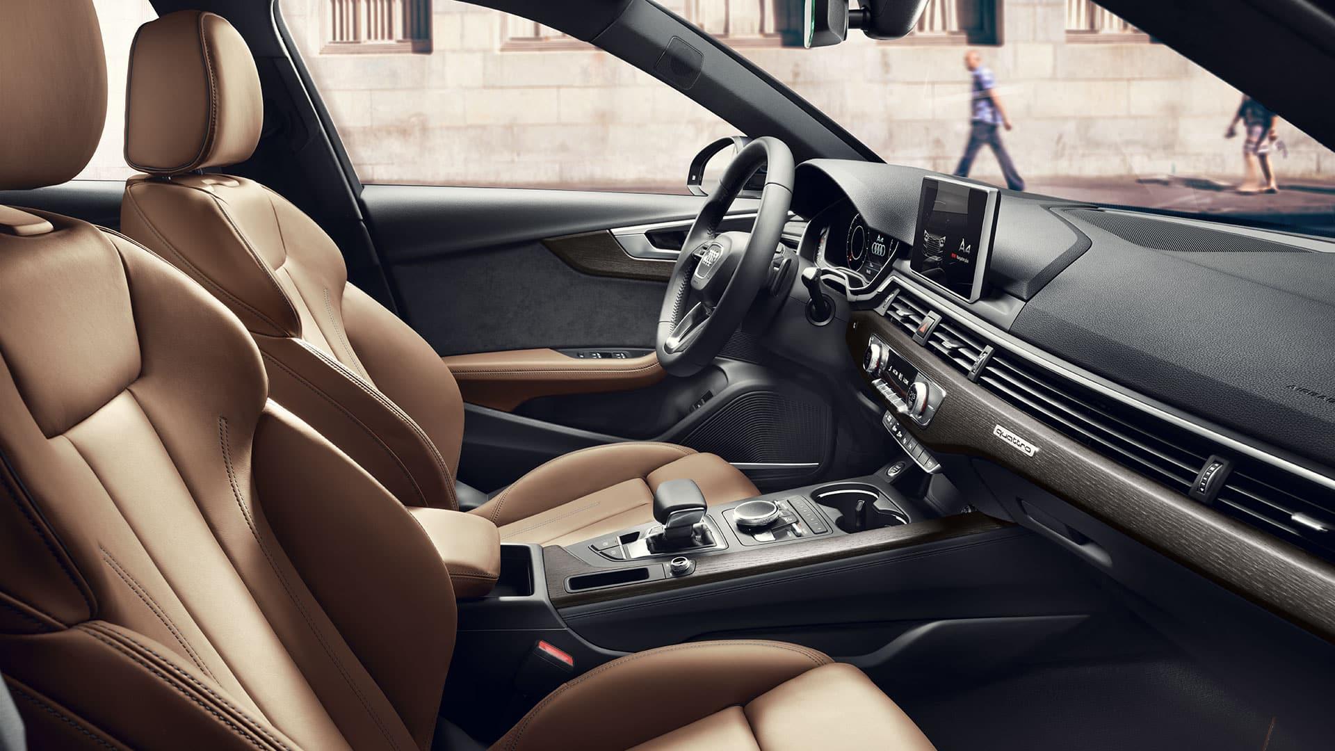 A4 Avant 2019 > A4 > Audi Deutschland