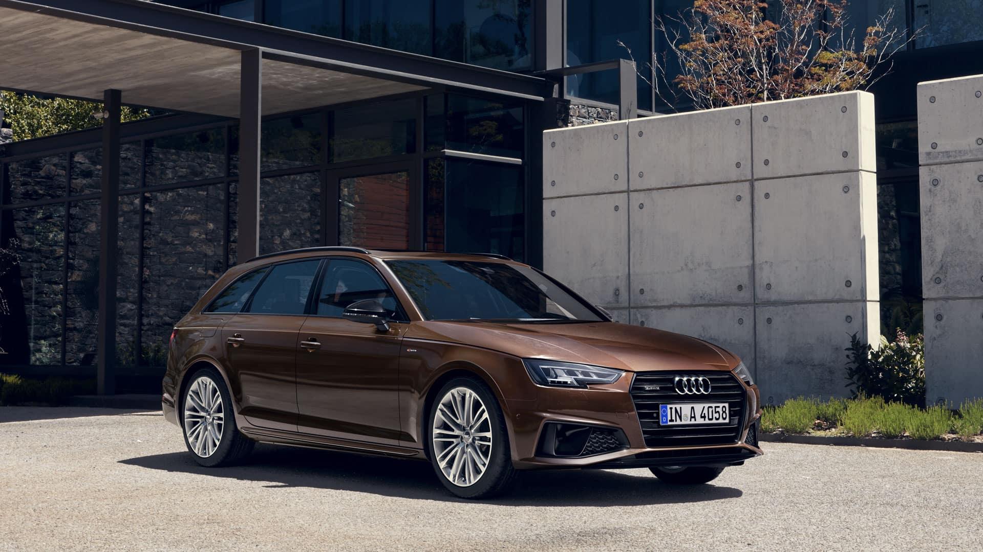 A4 Avant 2019 Gt A4 Gt Audi Deutschland