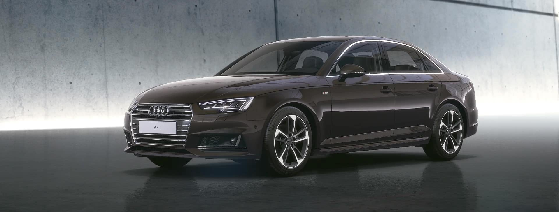 A4 Limousine Gt Audi Deutschland
