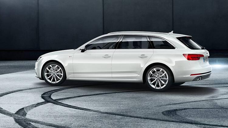S line selection a4 limousine a4 audi deutschland for S line exterieurpaket a4