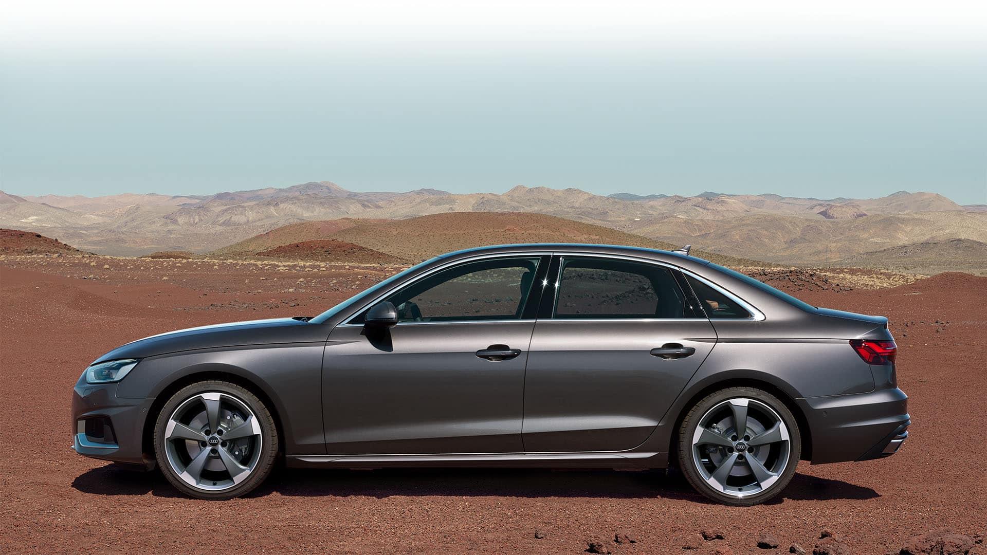 A4 Limousine > A4 > Audi Deutschland
