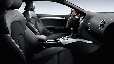 A5 coup audi deutschland for Interieur q3 s line