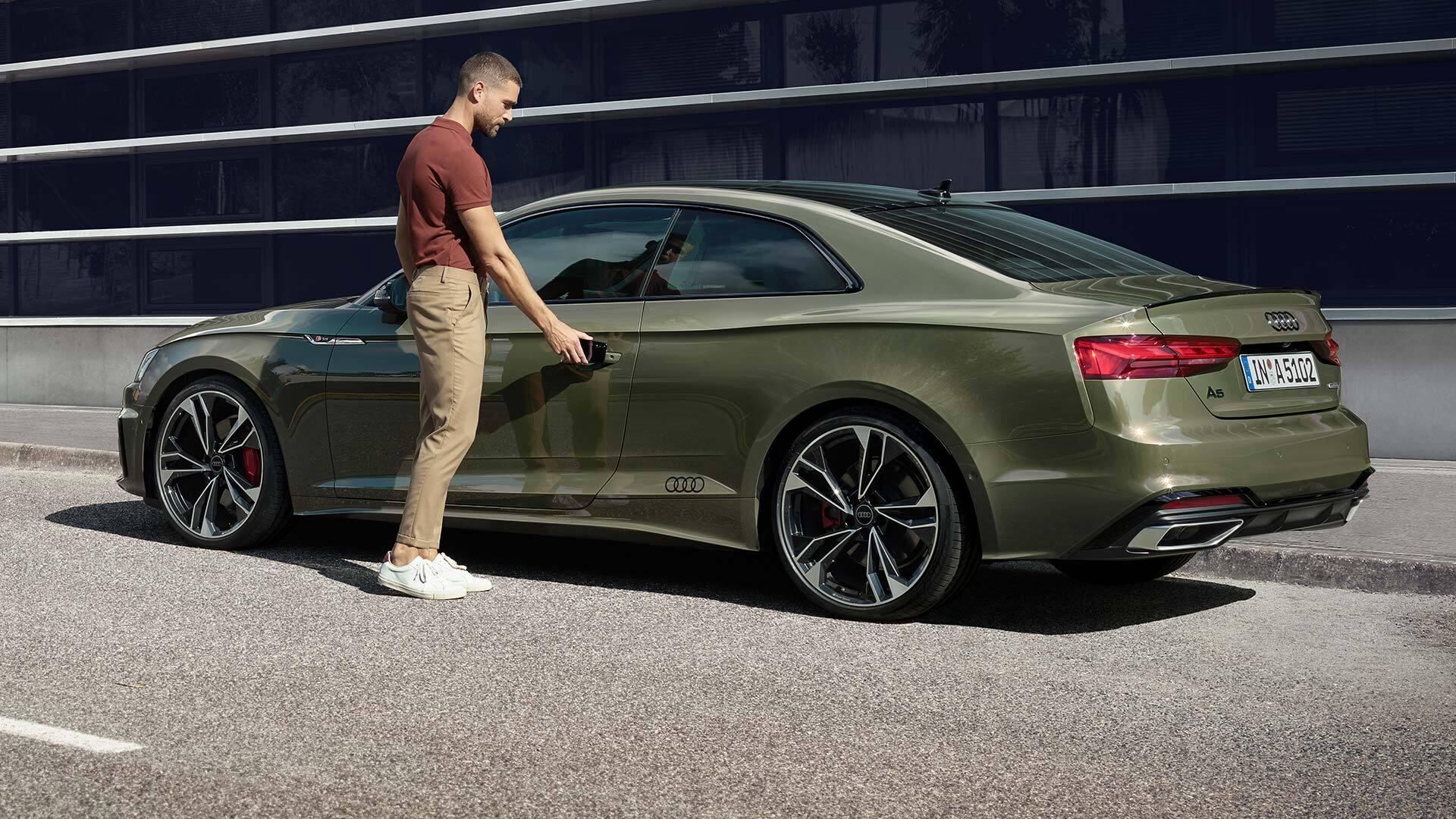 2020 Audi A5 Coupe Specs