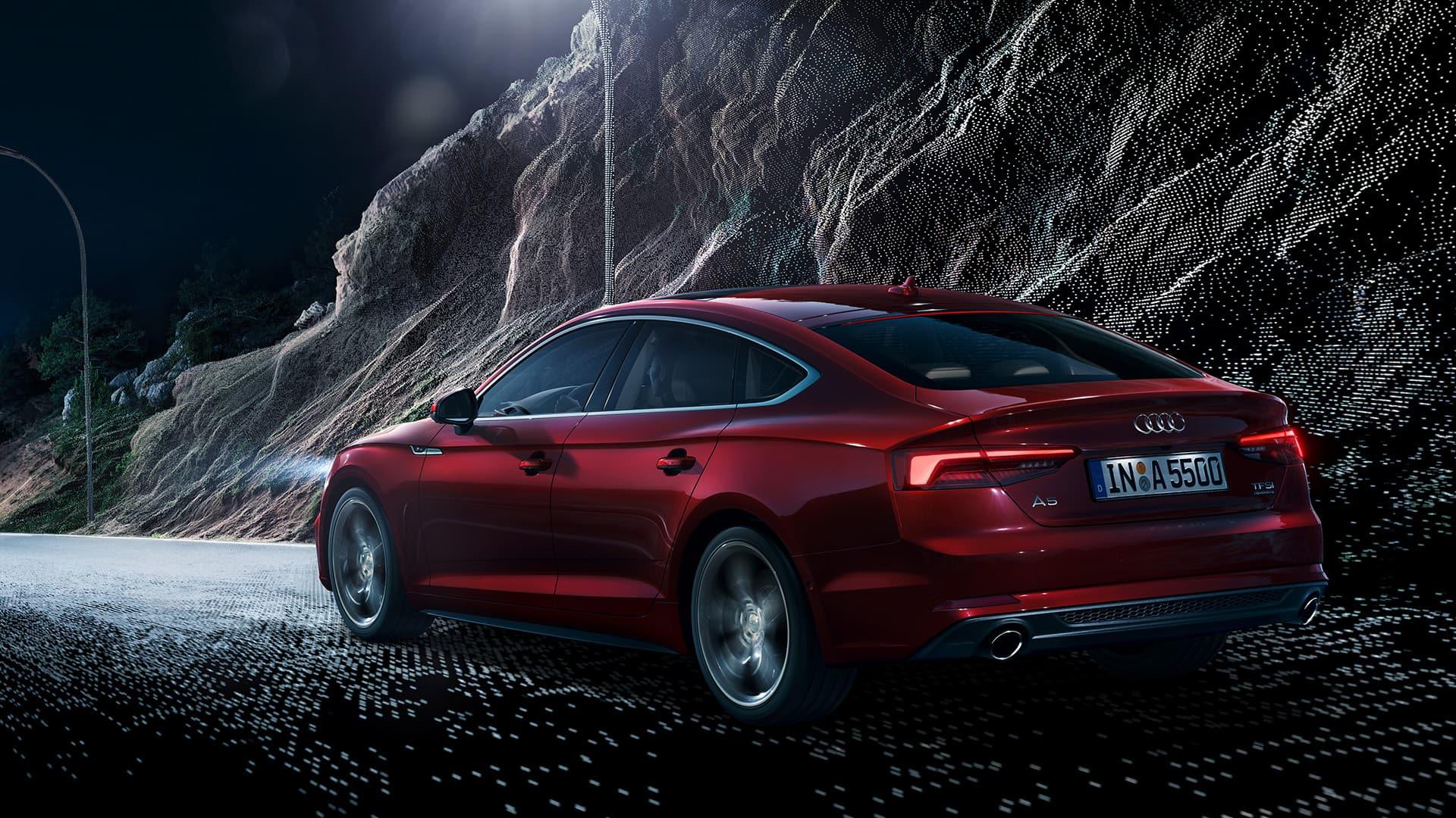 A5 Sportback A5 Audi Deutschland