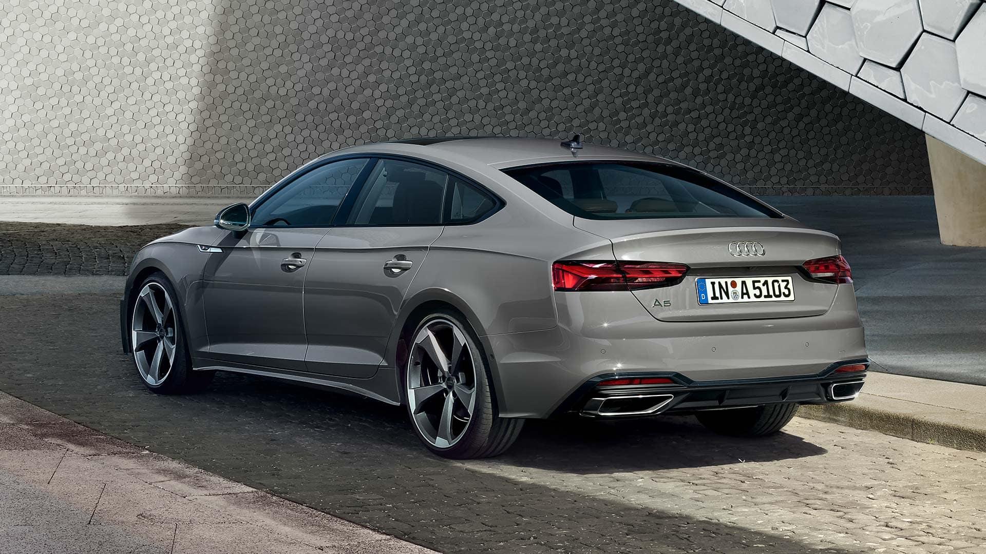 2020 Audi A5 Redesign