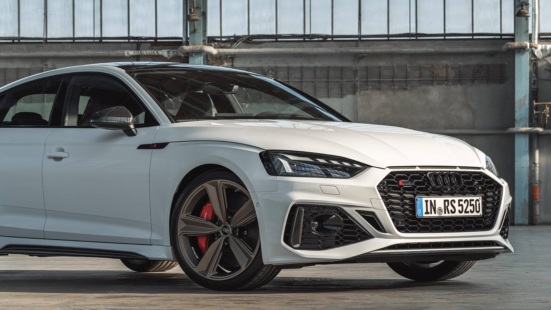 Frontansicht Audi RS 5 Sportback