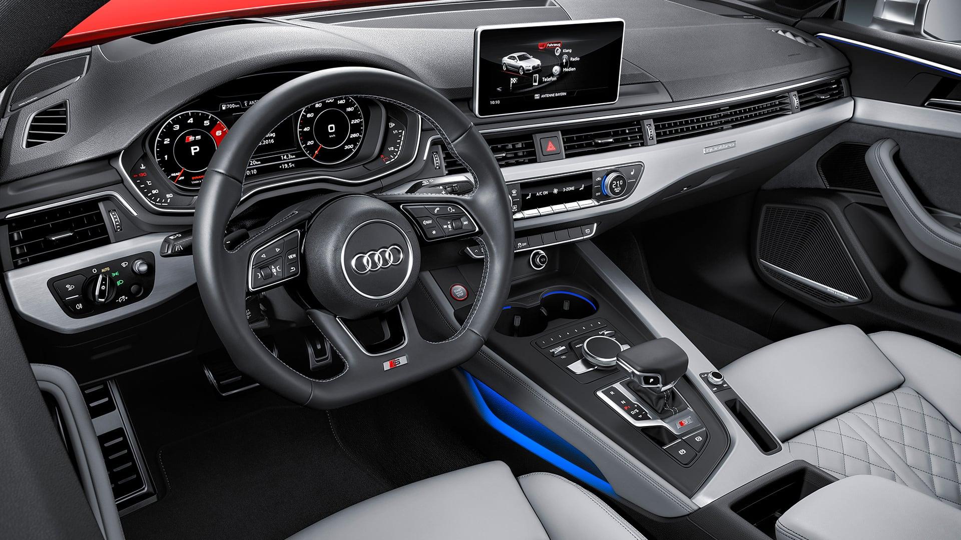 S5 Coupé > A5 > Audi Deutschland