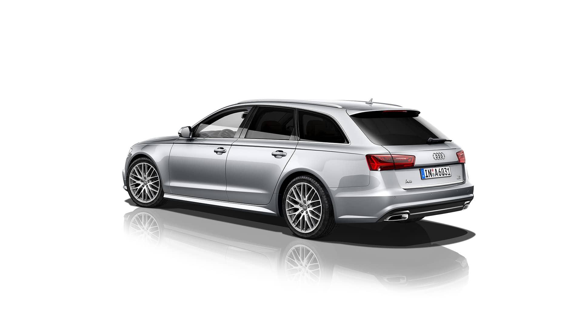 A6 Avant Gt Audi Deutschland