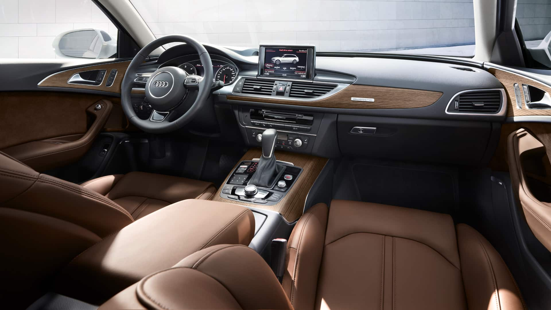 A6 Avant > Audi Deutschland
