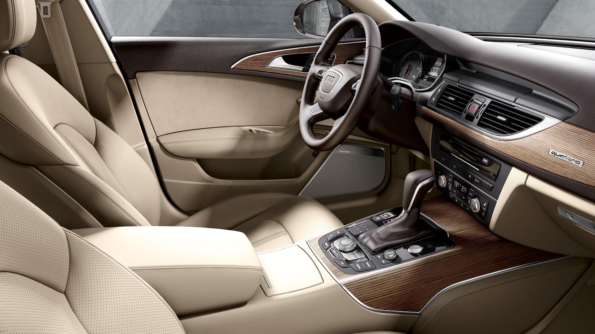 A6 Limousine > Audi Deutschland