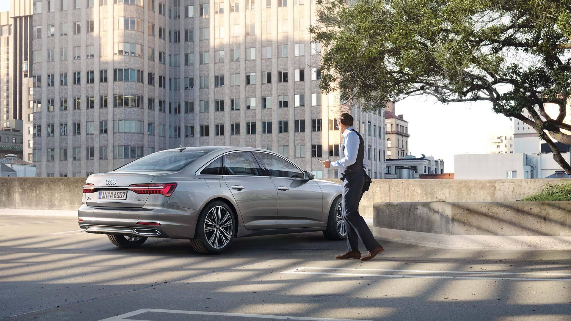 2020 Audi A6 Price