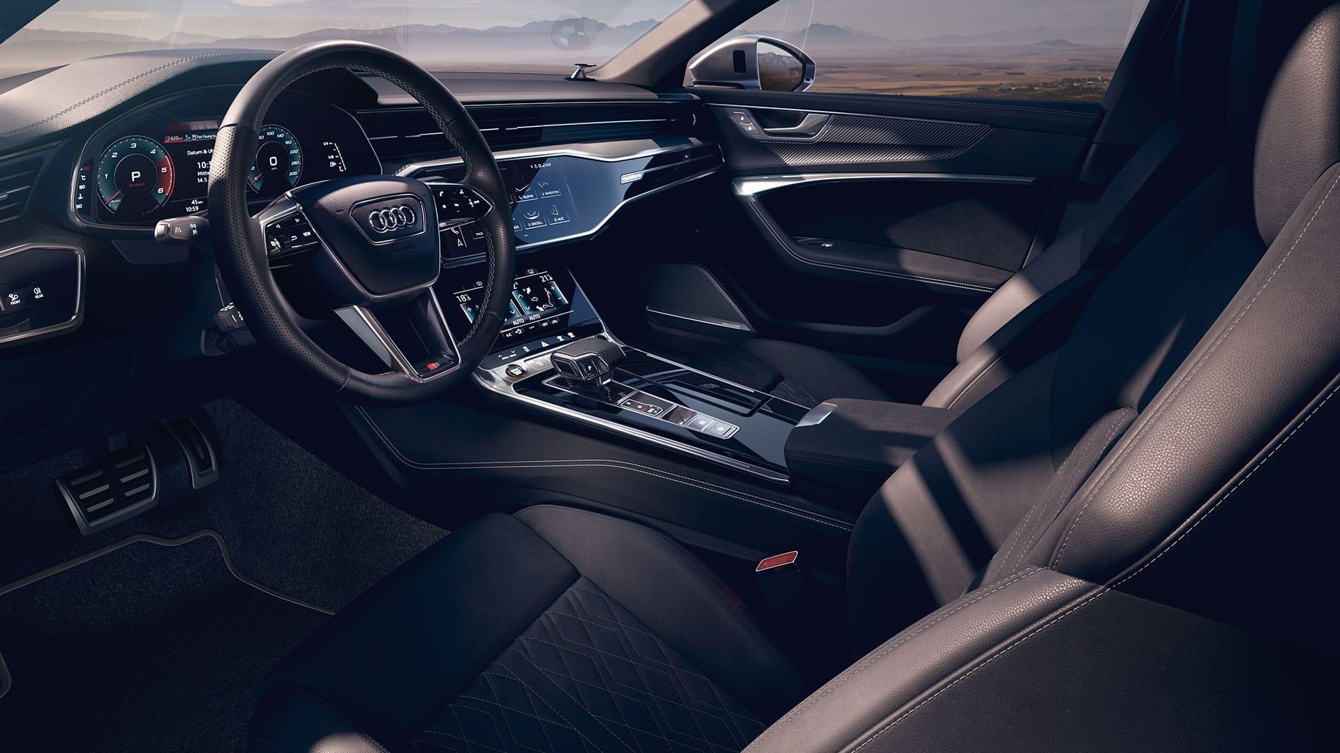 2020 Audi S6 First Drive