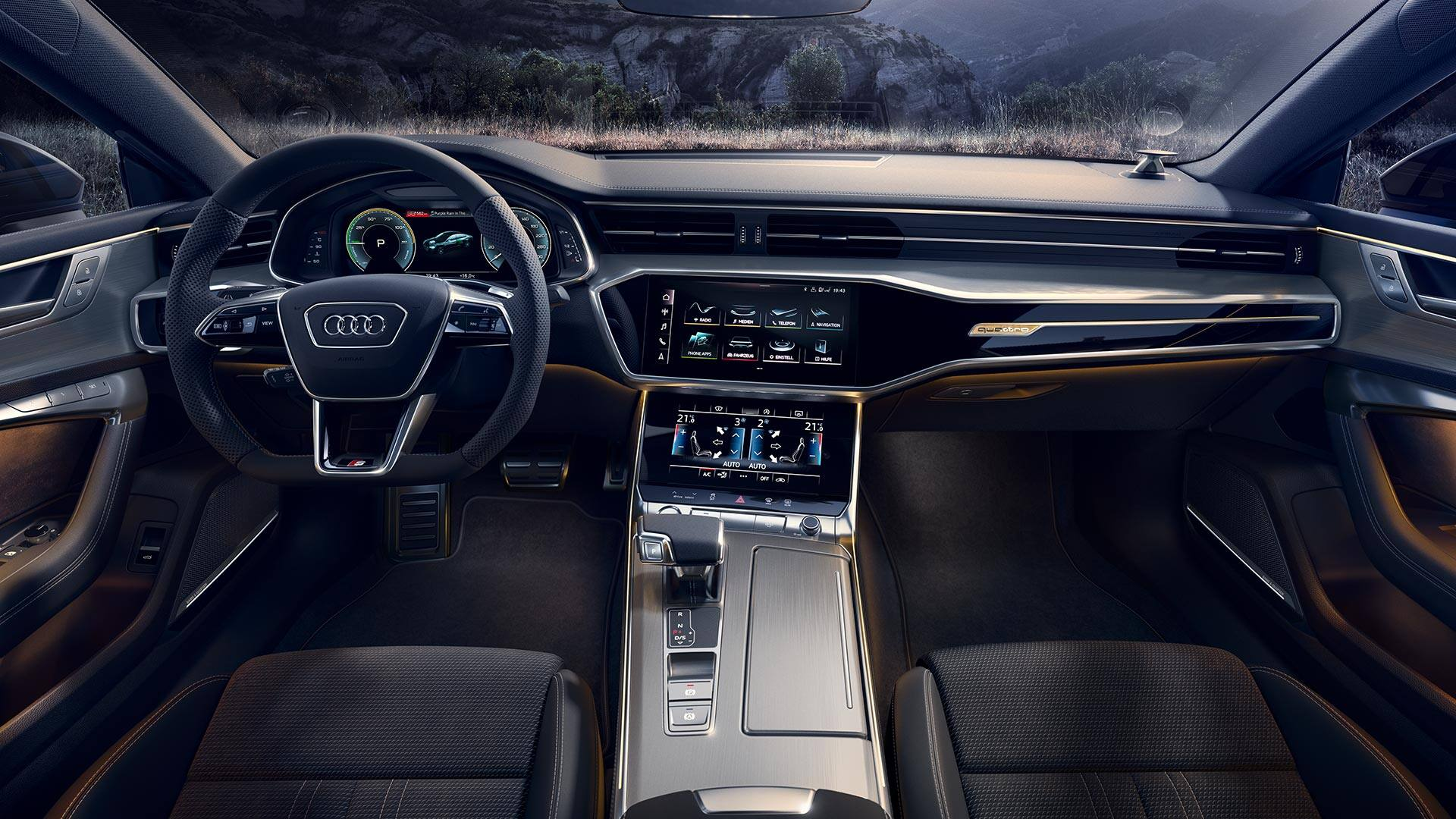 2020 All Audi A7 New Review