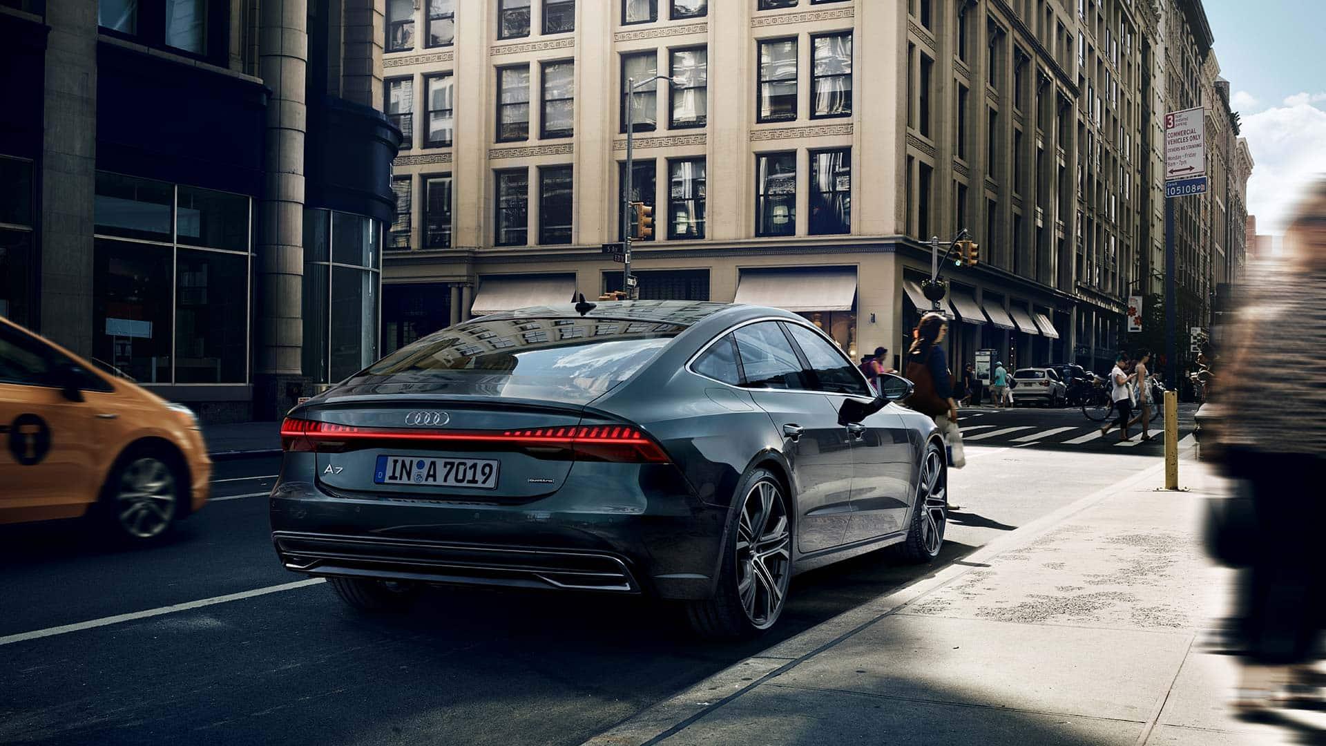 A7 Sportback A7 Audi Deutschland