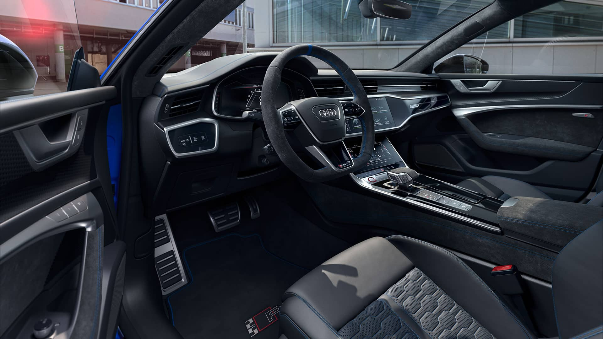 Interieur Audi RS 7 Sportback 25 years