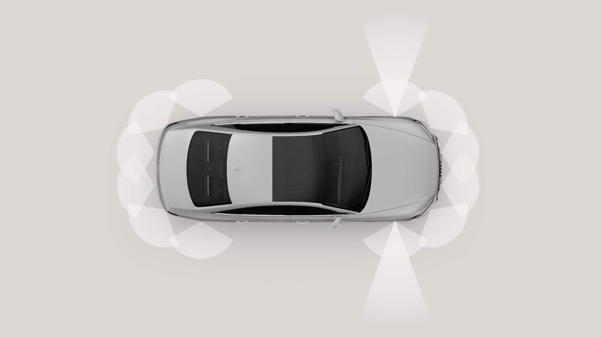 Intelligente Assistenzsysteme sorgen für Komfort und Sicherheit im neuen Audi A8 L.