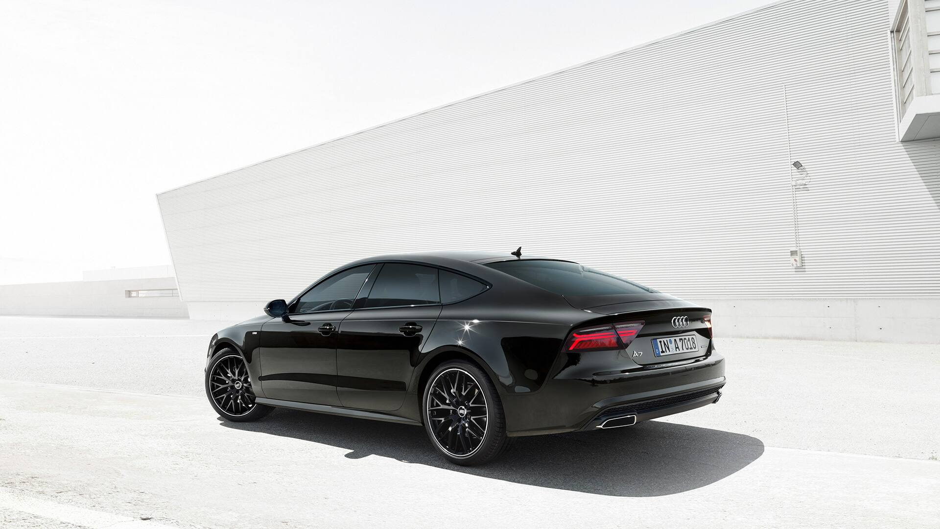 A7 Sportback Gt Audi Deutschland