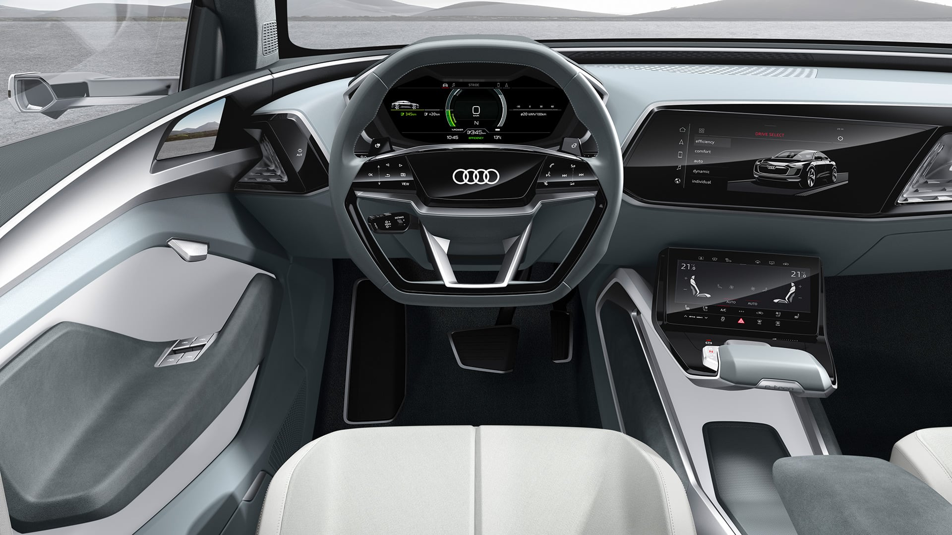audi e tron concepts audi deutschland. Black Bedroom Furniture Sets. Home Design Ideas