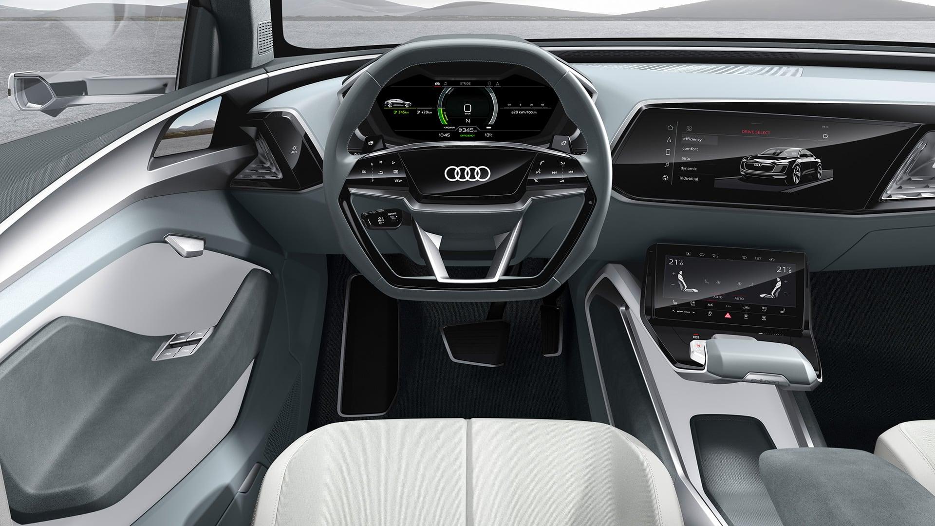 Audi E Tron Concepts Gt Audi Deutschland