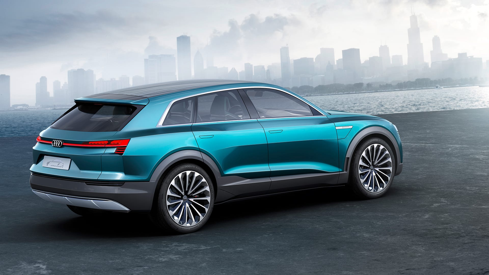 Audi etron Sportback Concept  NetCarShowcom