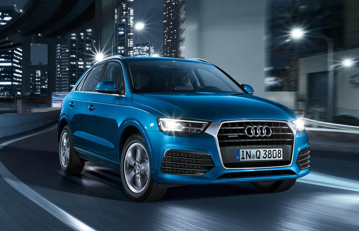 Q3 Gt Audi Deutschland