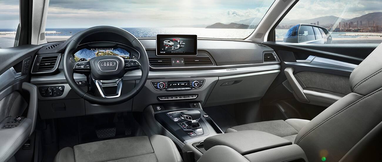 Interieur > Q5 2018 > Q5 > Audi Deutschland