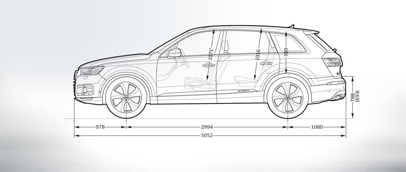 Image Result For Audi A Sportback Kofferraum Abmessungen