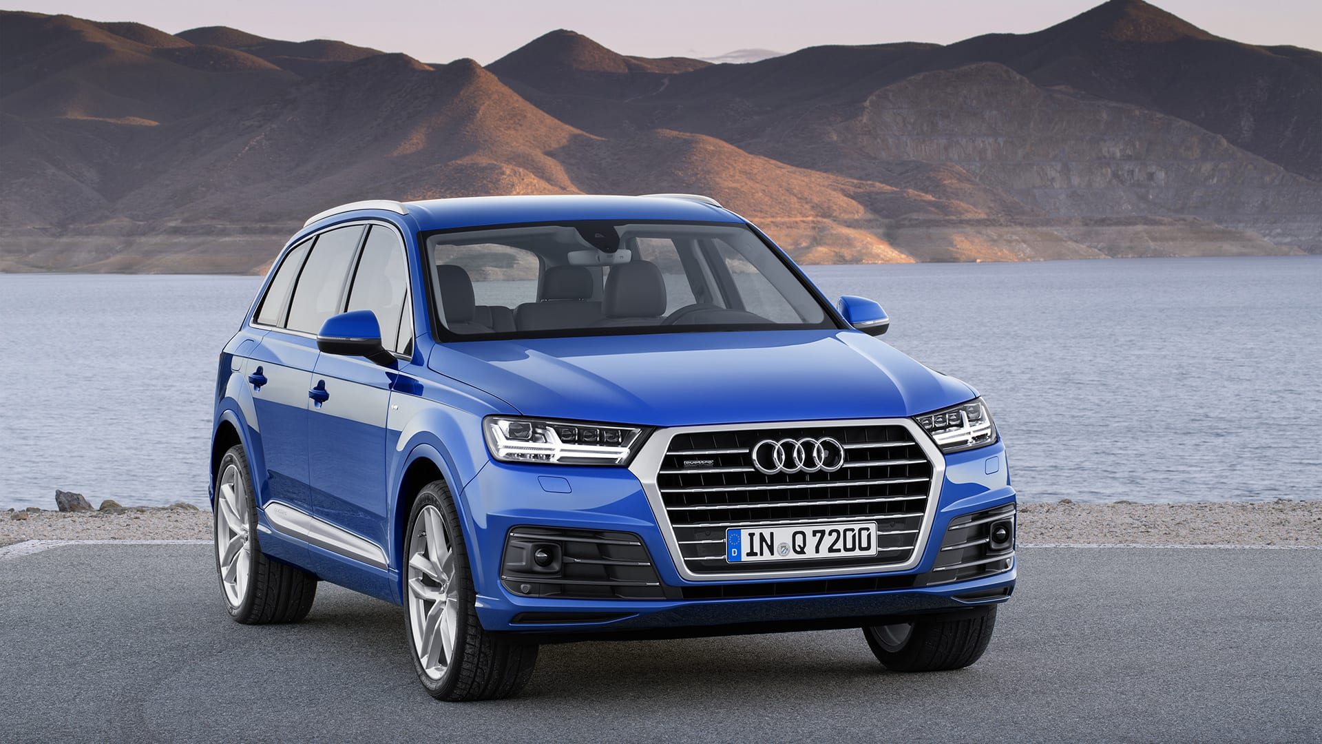 Audi q7 wallpaper download