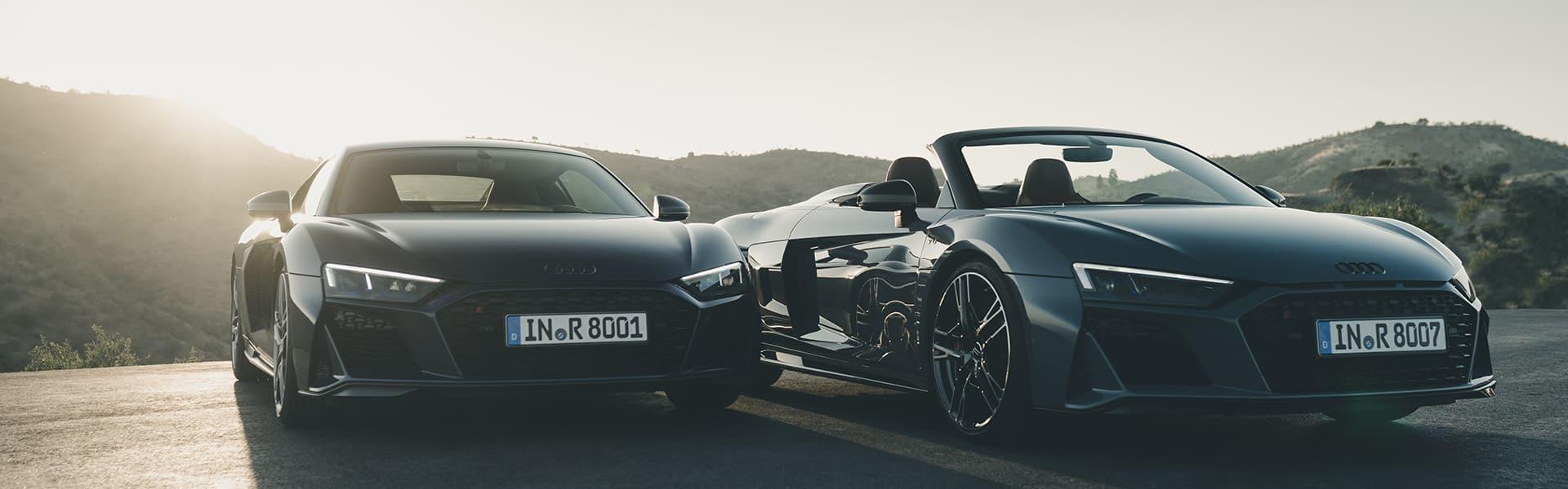 Der neue R8 > R8 > Audi Deutschland