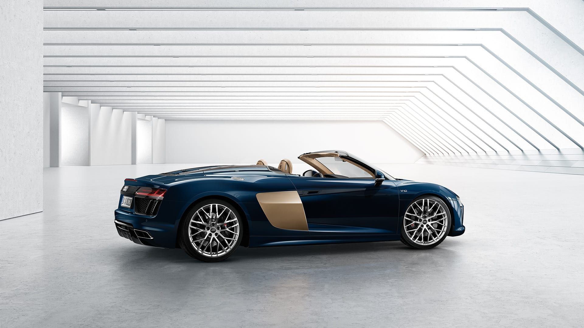 r8 spyder v10 audi deutschland. Black Bedroom Furniture Sets. Home Design Ideas