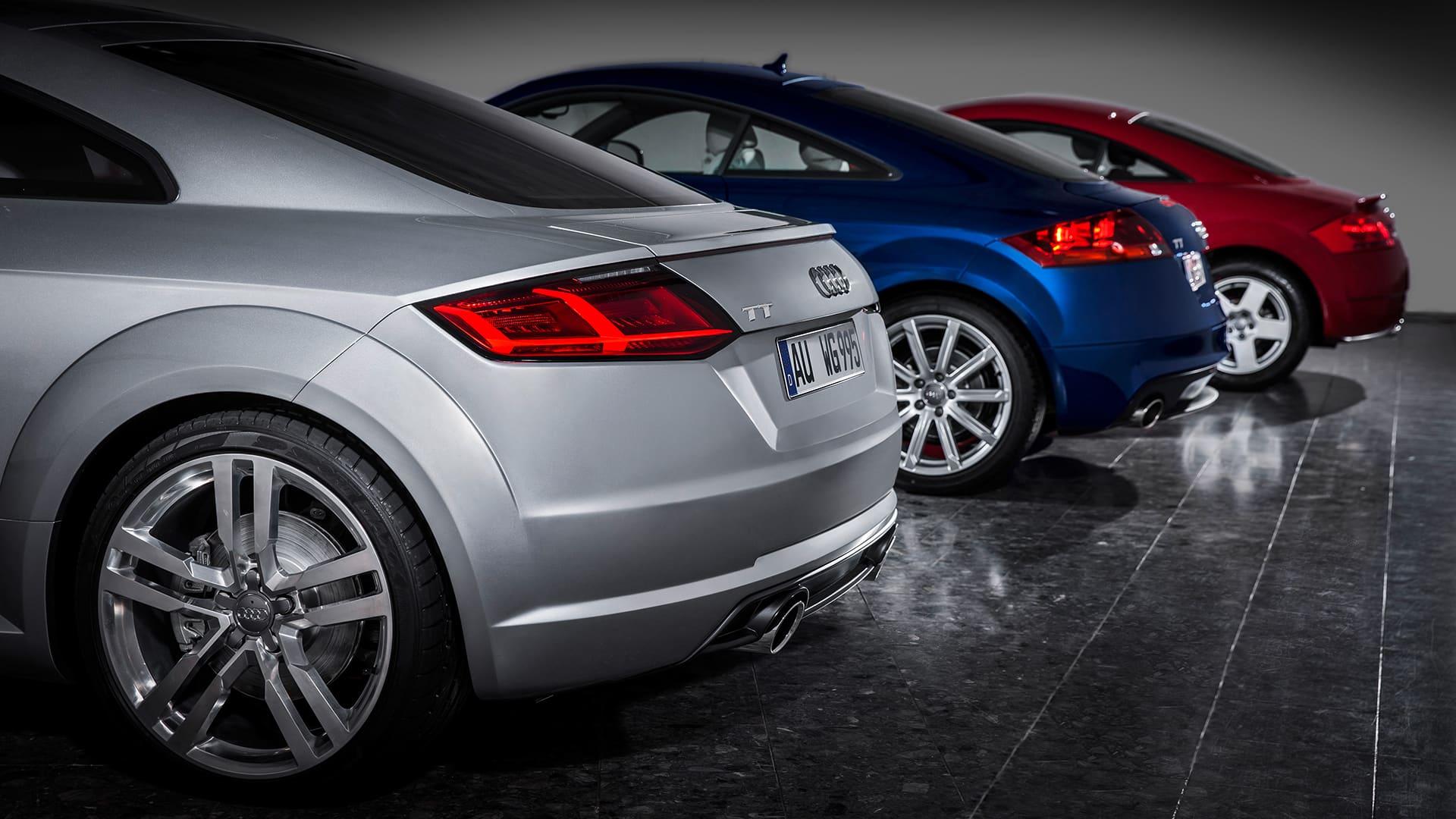 Tt Coup 233 Gt Audi Deutschland