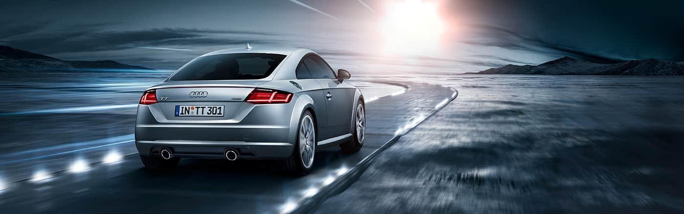TT Coupé > Audi Deutschland