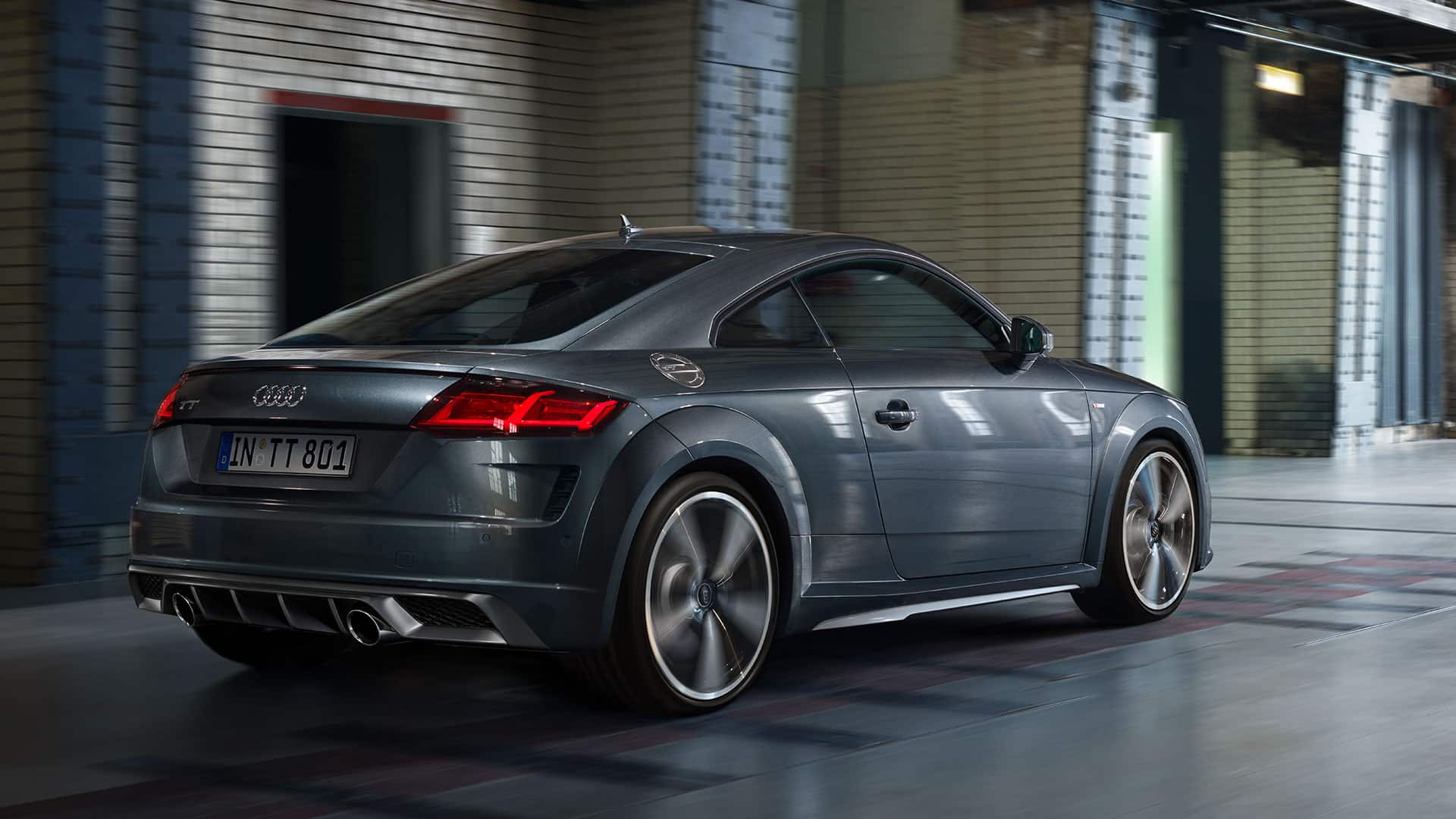 2020 Audi TT Price and Release date